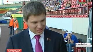 Стартовал Открытый чемпионат Беларуси по легкой атлетике