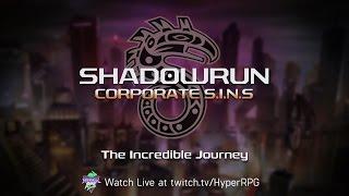 Le Plus Long Voyage | Shadowrun: Entreprise Péchés One-Shot!