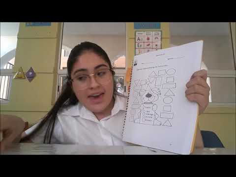 Homework Notebook: Shapes and Colors