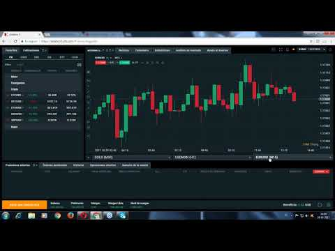 "Plataforma de Trading  xStation ""Francisco Marín"""