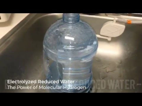 The importance of dissolved Hydrogen in your water - Enagic Orlando