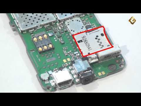 Nokia 6300 - как разобрать