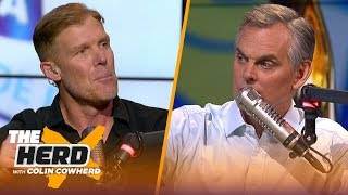 Alexi Lalas previews 2019 Women's World Cup™, predicts early exit for Team USA | SOCCER | THE HERD