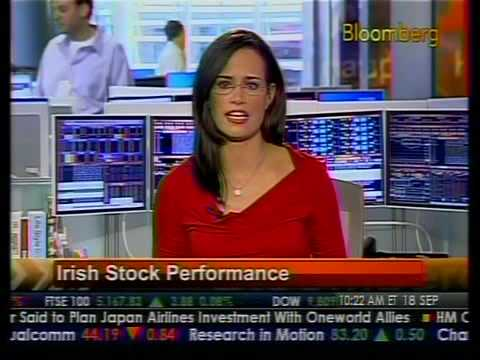 Irish Stock Performance - Bloomberg