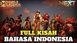 FULL KISAH SQUAD BLAZING WEST DAN PERTEMPURAN ANTARA BANDIT VS CLINT, MATHILDA & CLAUDE