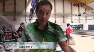 Parker Bohn III 300 game Squad 7