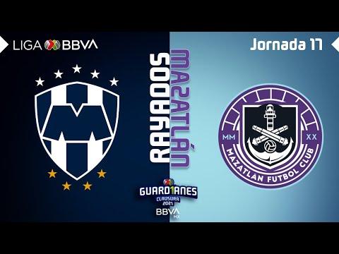 Monterrey Mazatlan FC Goals And Highlights