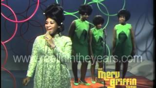 Aretha Franklin- 'Do Right Woman' (Merv Griffin Show 1967)