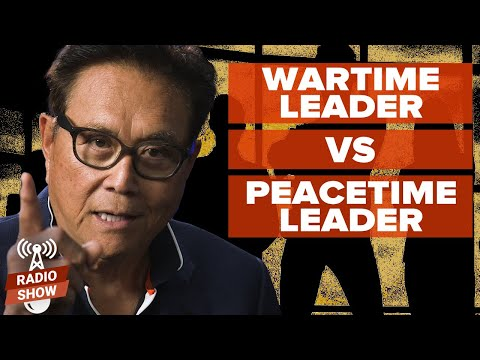 Do You Have the DNA of a Wartime Leader? – Robert Kiyosaki and Patrick Bet-David @Valuetainment