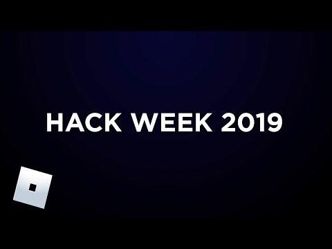 Roblox Hack Week 2019 Highlights Youtube