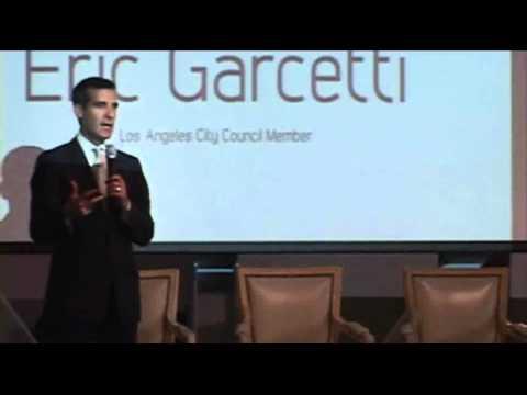 Eric Garcetti | Silicon Beach Fest Keynote