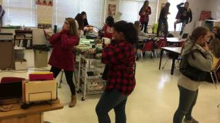 NWHS: Yearbook Mannequin Challenge 2016