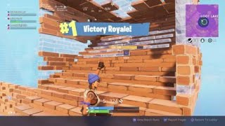 Fortnite 21 kill game with moneyninja552 and friend