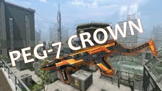 Warface PEG-7 Crown