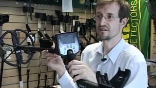 Металлоискатель Minelab Explorer SE Pro, видео обзор