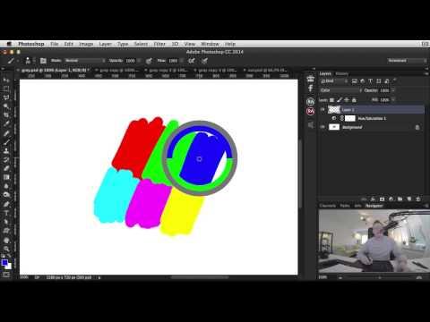 Brightness vs Luminosity inside of Photoshop