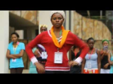 Miss West Africa Cameroon: Linda Fondzeyuv