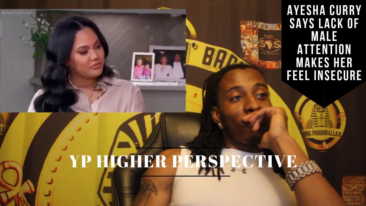 cce4a11f2ff9 AYESHA CURRY SAYS LACK OF MALE ATTENTION MAKES HER FEEL INSECURE ...