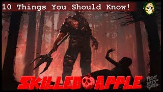 10 Things You Should Know For The Release Of Friday the 13th Game! Plus Some Other Interesting Stuff