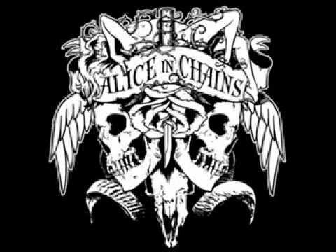 Alice in chains - Man In The Box + Lyrics