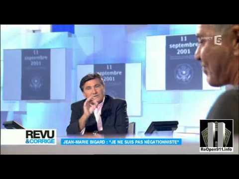 11 septembre 2001 : Bigard s'explique chez Paul Amar sur France 5 (Partie 1)