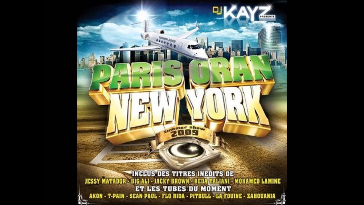 dj kayz paris oran new york vol 6