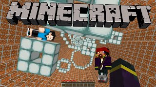 Minecraft map :