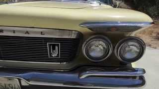 1961 Chyrsler Imperial LeBaron For Sale