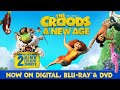 #Contest: THE CROODS: NEW AGE Blu-ray