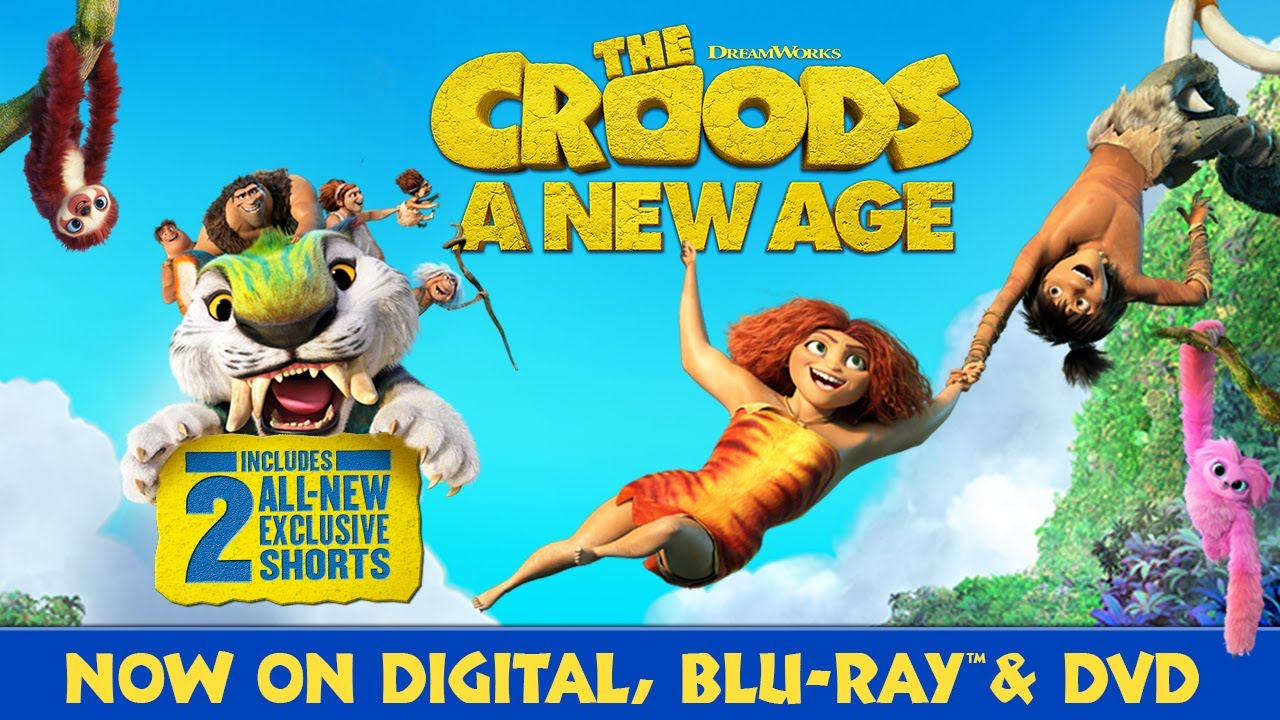 'THE CROODS: A NEW AGE' | PRINTABLE ACTIVITY BUNDLE. OWN IT ON 4K ULTRA-HD, BLU-RAY™ & DVD TOMORROW!