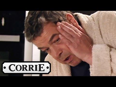 Johnny's Decision Earns Him a Slap From Jenny - Coronation Street