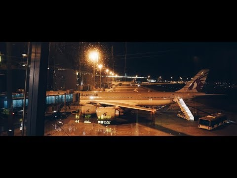 Qatar Airways A340-600 Experience: QR849 Kuala Lumpur To Doha