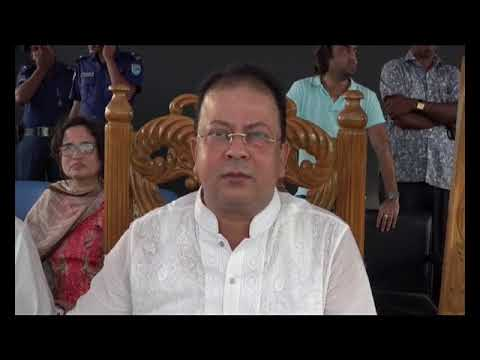 Savar Upazila Chairmen Rajib Reception Footage 22 06 19