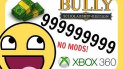 HOW TO GET UNLIMITED MONEY ON BULLY! - All Bully Cheats Tutorial - Xbox 360