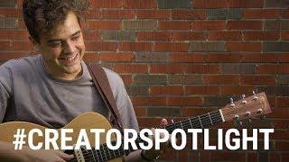 Rusty Clanton on taking his music to the next level  |  #CreatorSpotlight thumbnail