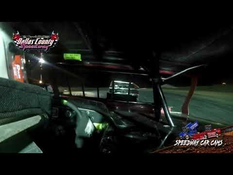 #F1 Mitchell Franklin - USRA B modified - 8-15-19 Dallas County Speedway - In Car Camera
