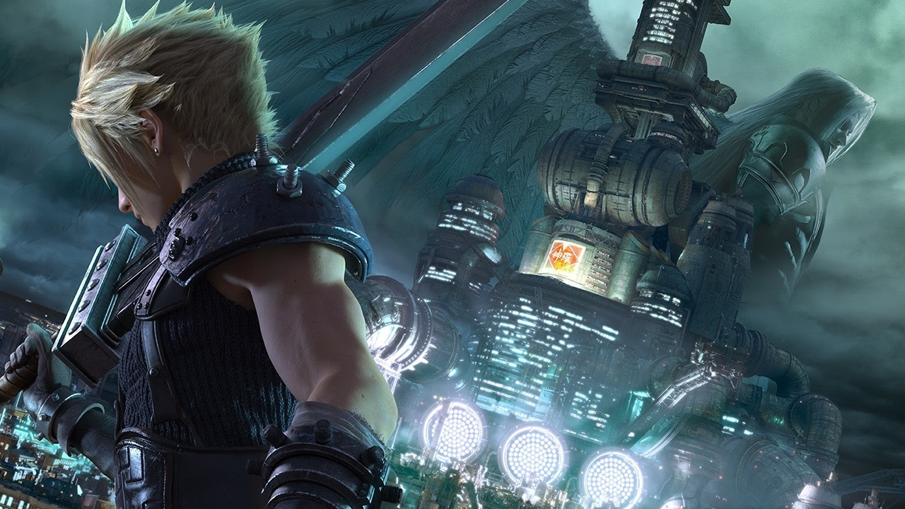 Final Fantasy Vii Remake Road To E3 2017 Youtube