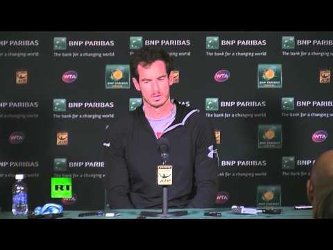Andy Murray on Maria Sharapova doping & heart condition explanation