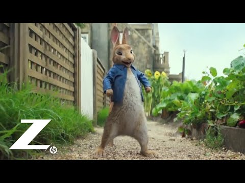 Animal Logic Uses VFX & Live Action to Make Peter Rabbit Film With Z by HP   HP Z Workstations   HP thumbnail