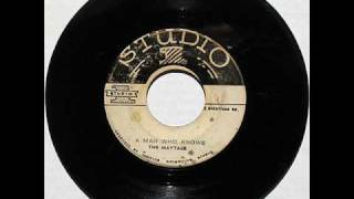 The Maytals - A Man Who Knows ( 1964 ) - Rare Single