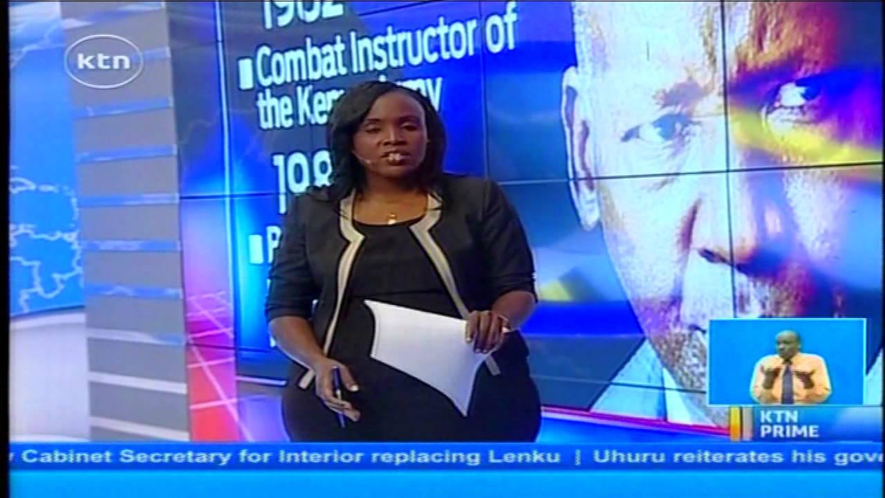 KTN Prime openning intro by Linda Ogutu and Ben Kitili #1