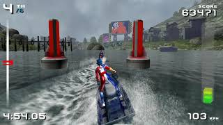 Jet X2O PS2 Gameplay HD (PCSX2)