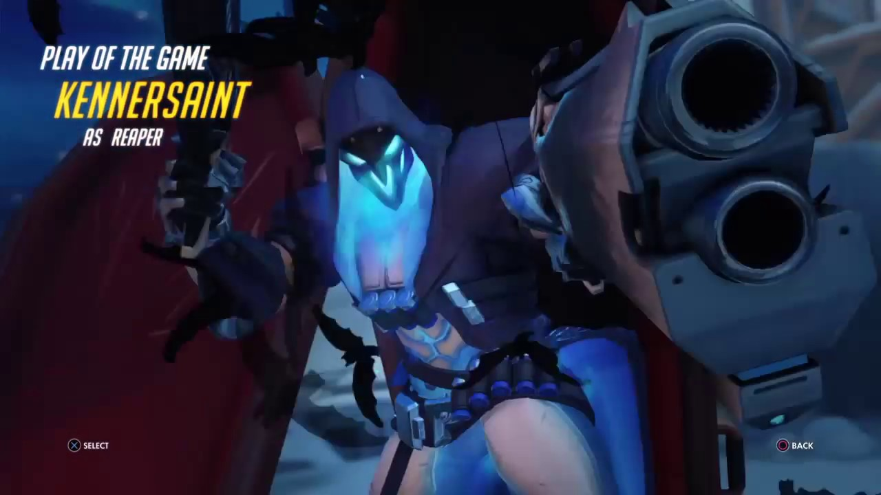 overwatch reaper how to get souls