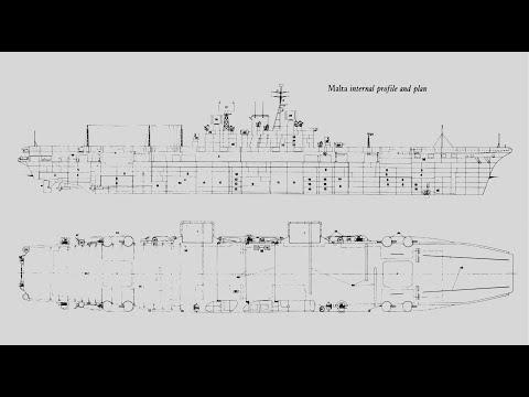 HMS Malta - Guide 246 (NB)