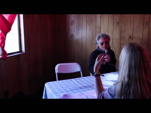 Marty Stuart Interview at Stagecoach 2016