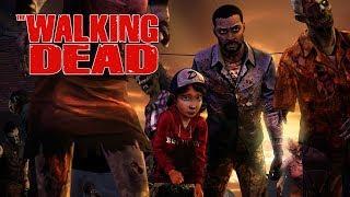 ЛУЧШАЯ ЧАСТЬ ХОДЯЧИХ МЕРТВЕЦОВ The Walking Dead: The Game Прохождение стрим