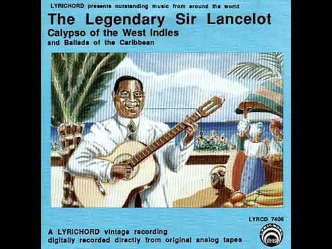 Sir Lancelot - Double Indemnity (Lyrics - Irwin Parnes)