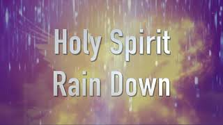 Gambar cover Grace Larson Brumley Rain Of Your Presence and Holy Spirit Rain Down
