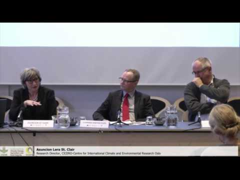 Science seminar: Who has the right to climate change adaptation?