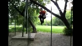 Best tricks of Turnikmen 2010 (vol. 2) турник,  freerun
